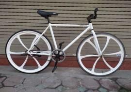 Xe đạp fixed vành đúc