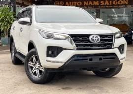 Toyota Fortuner 2020 Tự động (bank 70% 700tr)