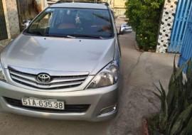 Cần bán Toyota Innova . j.sản xuất đời 2008 số sàn