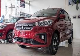 Suzuki Ertiga Sport KM 40tr + quà, hỗ trợ trả góp