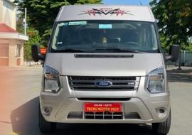 Ford Transit luxurry bản cao cấp xe như mới