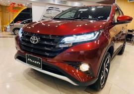 Xe Toyota Rush 2021 giá giảm lớn từ Đại Lý Đà Nẵng