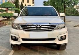 Toyota Fortuner Spotivo 2016 Tự động