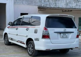 Toyota Innova 2012 Số sàn
