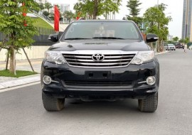 Toyota Fortuner 2015 Tự động