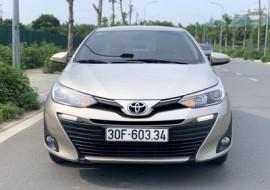 Toyota Vios 2019 siêu mới