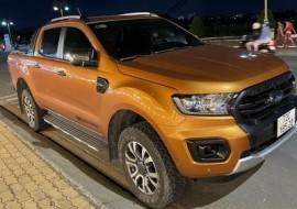 Ford Ranger witrack bi turbo T12/2018 2 cầu