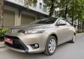 Toyota Vios 2017 E Tự động máy xăng odo 8 vạn