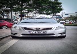 Toyota Camry 2.4G 2011 biển HN!