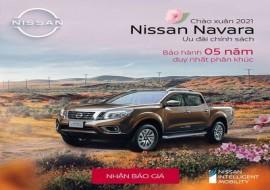 Nissan Navara EL Chỉ 100tr Nhận Xe Ngay